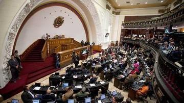 Asamblea venezolana aprueba amnistía