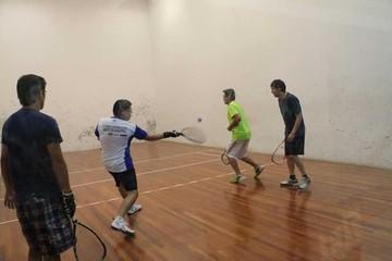 Raquet prepara torneo