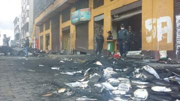 Al menos seis muertos y casi 20 heridos tras saqueo y quema en la Alcaldía de El Alto