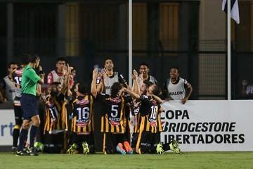 Tigre hace historia al ganar en Sao Paulo