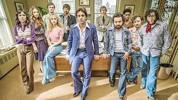 """""""Vinyl"""": Scorsese y Jagger se sumergen en el rock salvaje de los años 70"""