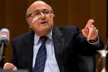 Blatter no tiene favoritos
