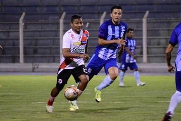Nacional Potosí  derrota a Ciclón  4-2 como local