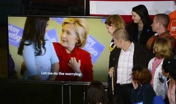 Hillary Clinton se impone sobre Sanders en Nevada