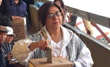 Amalia Pando teme que haya un fraude electoral en referéndum