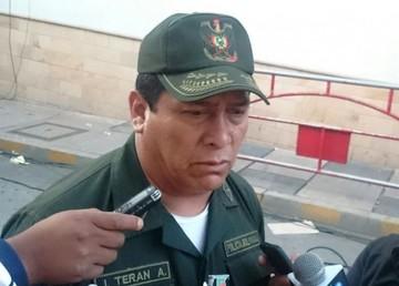 Policía arresta en Chuquisaca a 31 personas y retiene 85 vehículos