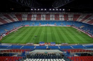 El Vicente Calderón acogerá la final  de la Copa del Rey