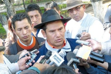 Ex dirigente de la Futpoch anticipa que se buscará revocatorio de Urquizu