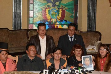 Chapetón denuncia que la atacan por muertes