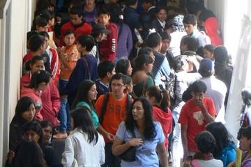 Se inician actividades en la Universidad con ausencias