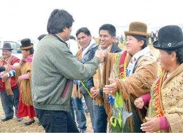Morales dice que es difícil contactar a los opositores