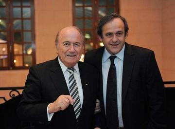FIFA disminuye suspensiones de Blatter y Platini