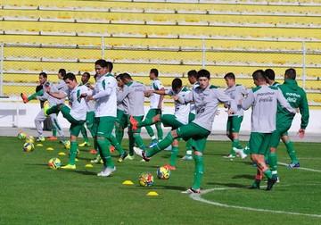 Bolivia jugará dos amistosos