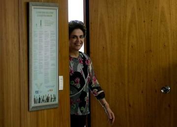 Rousseff sube porcentaje de aprobación en Brasil