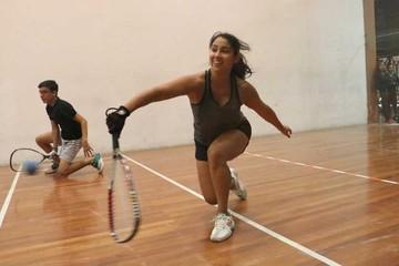 Arranca torneo de raquet