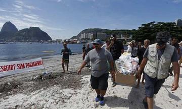 Nuevas protestas en Río