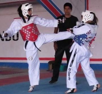 Taekwondo local evalúa a atletas  para dos torneos
