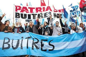 """Argentina logra acuerdo sobre los fondos """"buitre"""""""