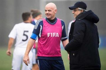FIFA pretende abrir proceso de Mundial 2026 en dos meses