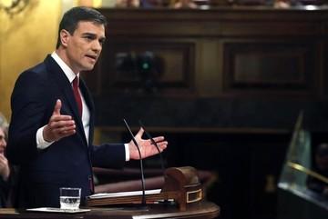España: Sánchez quiere negociar con Europa nuevo ritmo de reducción del déficit