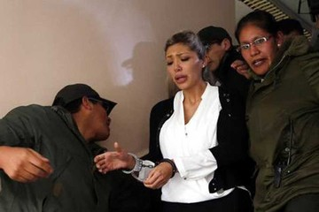 Fiscalía: Gabriela ingresó unas 40 veces a Ministerio
