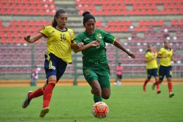 Sub 17: Bolivia cae en su debut