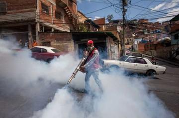 Zika: América confirma 2.765 casos y sospecha de 134 mil