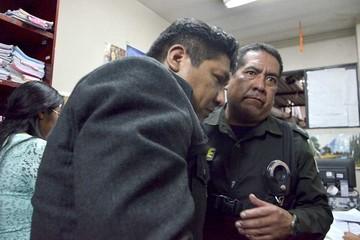 Chofer de Choque va a la cárcel por el caso Zapata