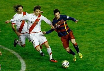 Messi lidera triunfo culé