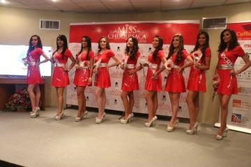 Presentan a candidatas a Miss Chuquisaca 2016