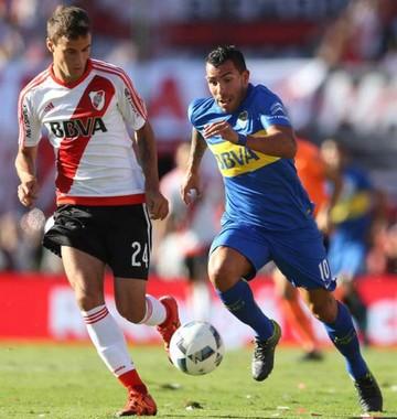 River Plate y Boca empatan sin goles en el Superclásico
