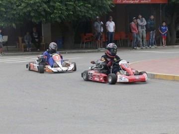 Karting: Dominan los últimos campeones