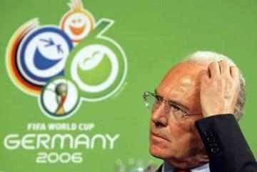 Beckenbauer se confiesa