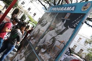 Homenajearán arte y legado de Ernesto Centellas