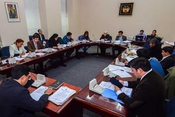 CAMC: Comisión aprueba inspección y presupuesto