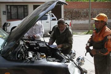 Se habilitan talleres para inspeccionar motorizados