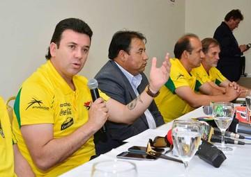 Baldivieso llama a 34 jugadores para las Eliminatorias