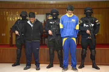 Juez dicta detención preventiva para dos jóvenes de la pandilla Cartel Family