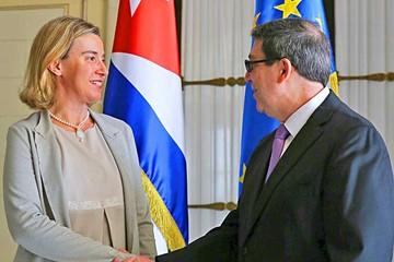 Cuba y la UE alcanzan acuerdo para mejorar sus relaciones políticas