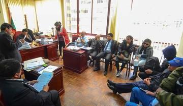 La Paz: Ordenan detención de supuestos pandilleros