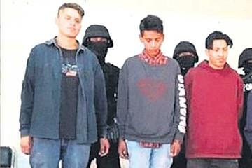Detienen a más integrantes de peligrosa pandilla juvenil