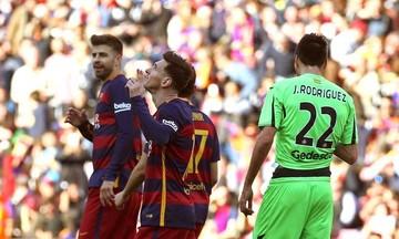 Barça arrasa y el Atlético no falla
