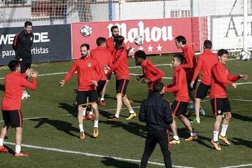 Atlético se juega el pase