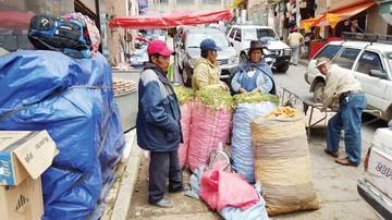 Comerciantes mayoristas exigen mercado de abasto