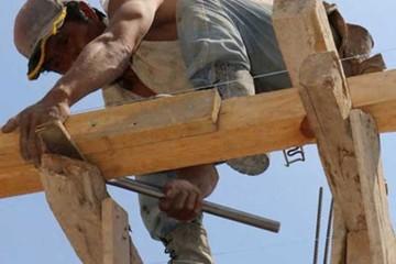 41 obreros se accidentaron y uno murió en edificación