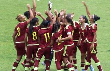 Sub 17: Venezuela campeón