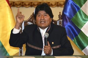 Morales llama a Insulza a resolver diferendo marítimo con diálogo