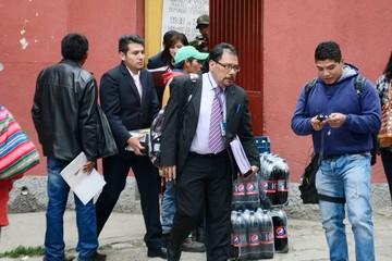 Zapata: No entregaré a mi hijo a  un padre que negó su existencia