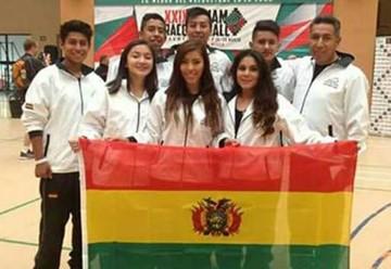 Bolivia avanza en el Panamericano