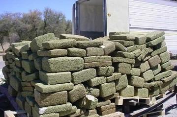 Secuestran 152 paquetes de droga en la frontera